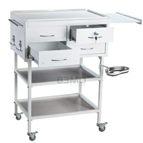 Стол инструментальный процедурный специальный СИПС