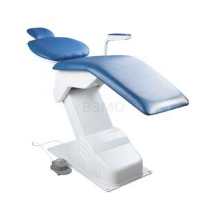 Кресло стоматологическое КСЭМ-05 в опущенном положении